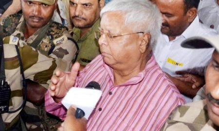 Fodder Scam, Lalu Prasad Yadav, Surrender, CBI Court