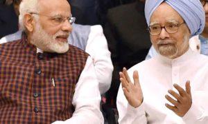 Manmohan Singh, Narendra Modi, Teen Murti Memorial, Letter