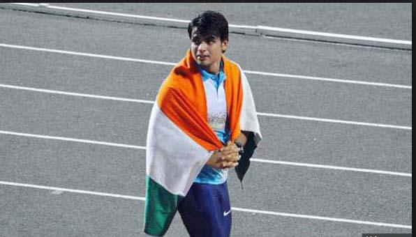Neeraj won gold: