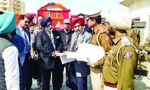 Political Waste Basket Is Ranjit Singh Report
