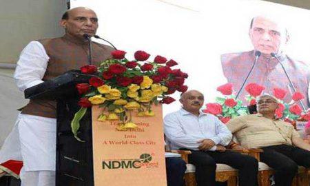 Raj Nath, NDMC, WiFi