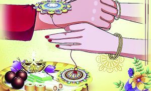 Realizing love Is 'Rakshabandhan'