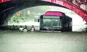 Smart City, Flood