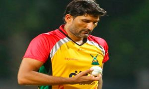 Caribbean League, Pakistani Bowler, Sohail Tanvir, Fine