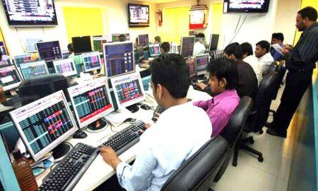 Stock Market: Sensex higher first 38260