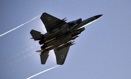 Syria Air Force demolishes enemy base in Damascus