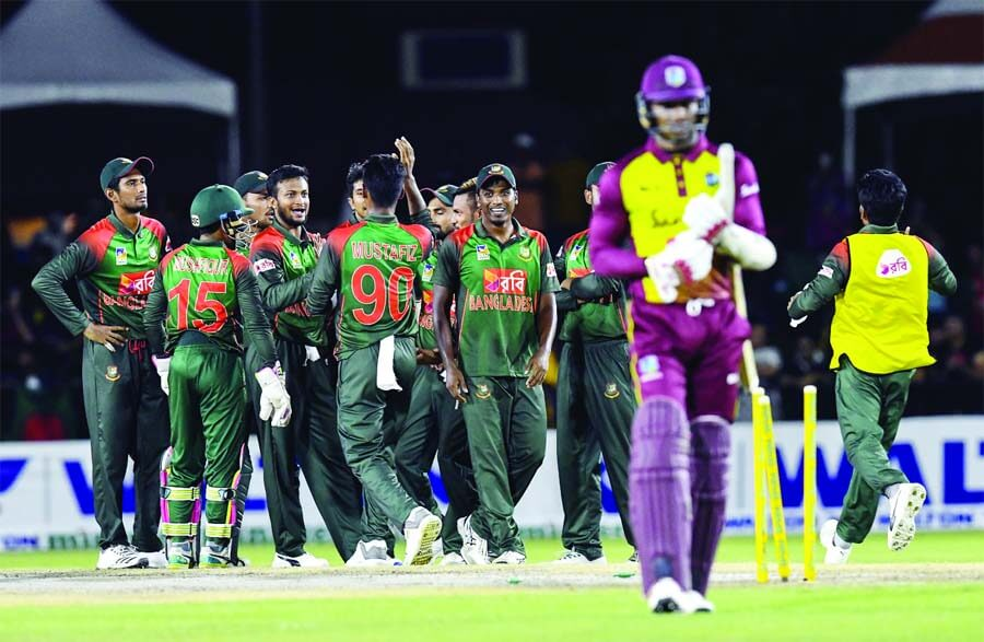 Bangladesh, Twenty20 Series, West Indies