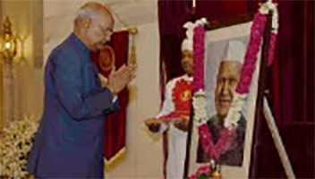 President Ramnath Kovind
