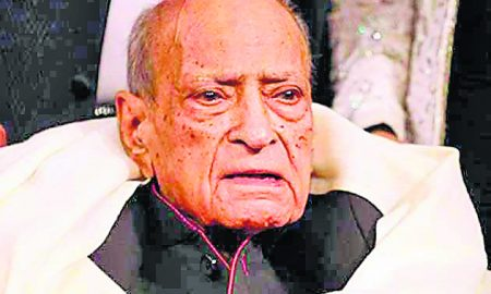 a. K. Hangal: Good man