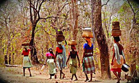 Tribal, Neglected, India