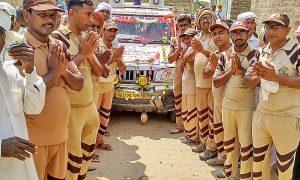 Body Donate, Bhagat Singh, Sangia, Rajsthan, Dera Followers, Good Work