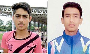 Gurusarmodia, Football layer, Sub Junior, Jodhpur, National