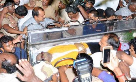 Karunanidhi, Samadhi, Case, Hearing, HC, Ongoing