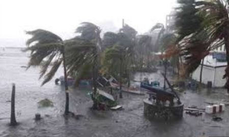 10 people died in a hurricane in Japan