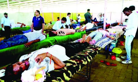 Blood Donation Camp 1753 Unit by dera sacha sauda