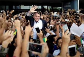 Brazilian presidential election survey