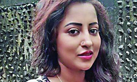 Death of Bengali actress Payal Chakraborty