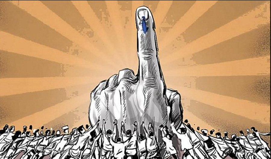 Elections 2019, Voters, Must, Vocal