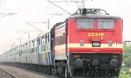 Gangster-Kaveri express robbery in Chitrakoot