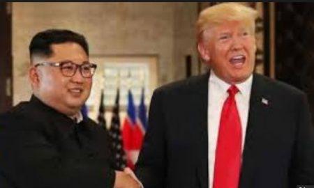 meeting of Trump: