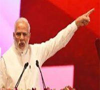 Modi targets Congress