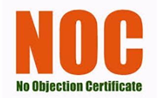 NOC of BJP