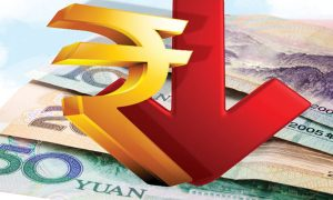 Decrease, Rupees, Cost, one, Dollar, Reached, 72.32