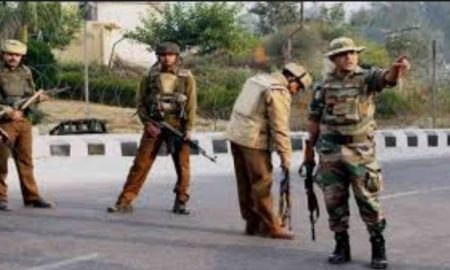 Shootout in pulwama