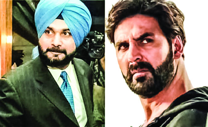 Why the silence on the statement of Babbola Sidhu Akshay Kumar