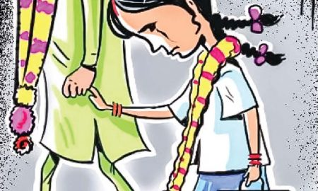 child marriage: destroying lives
