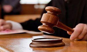 Ex-Judge, Surinder, Singh, One, Year, Sentence