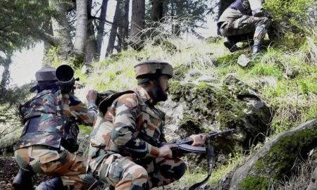 Jammu & Kashmir, Encounter, Terrorists, Forces
