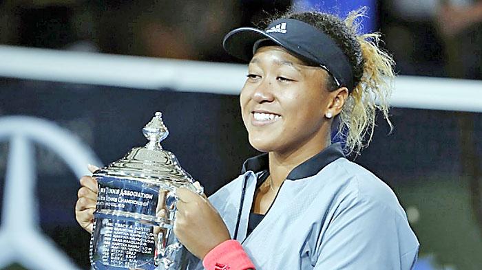 Osaka, Japan's, woman, win, Grand, Slam, New york, US open,