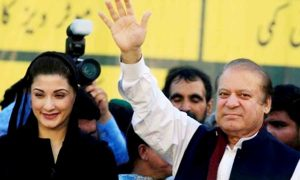 PAK: Nawaz, Miriam Sharif, Released, Prison, Order, High Court