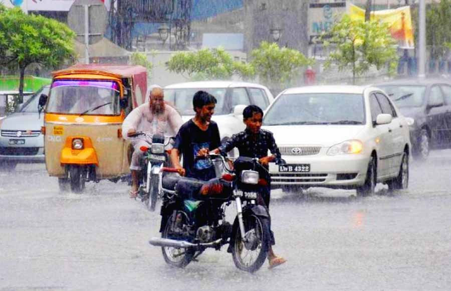 monsoon: states, Heavy, Rains