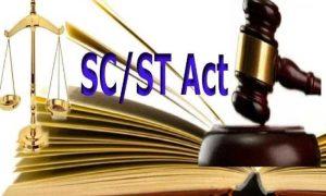 Sc, St, Act
