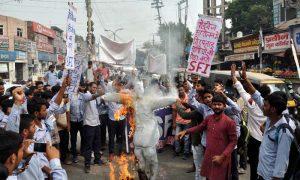 Roadways strike