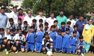 Regional Football Competition