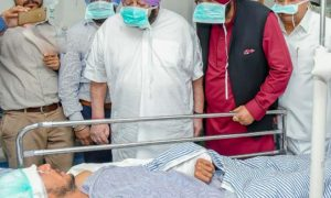 Amritsar Incident: CM Amarinder Reached Amritsar To Know The Injured