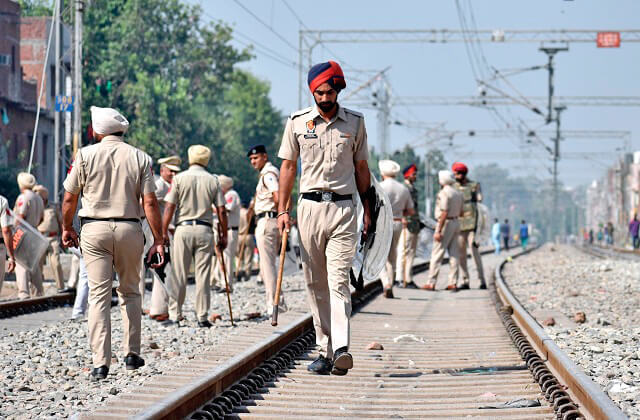 Guilty, Strict Punishment, Amritsar Train Accident