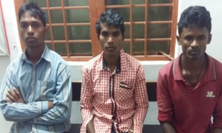 Arrested, Naxal Banner, Explosive Materials