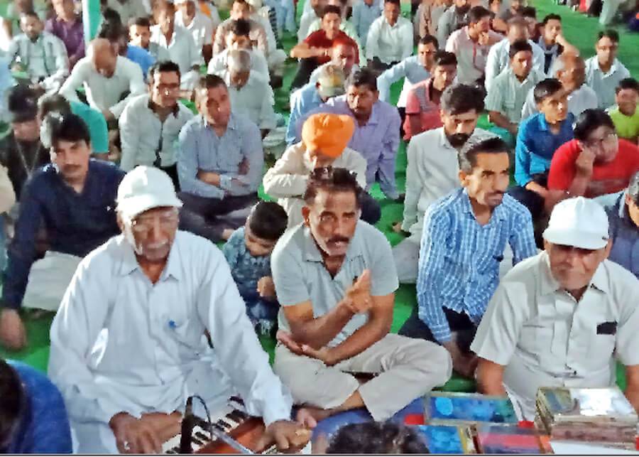 Block level nomad organized in Abohar