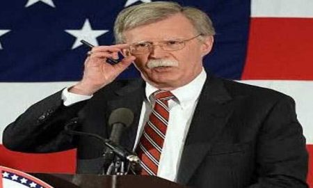 US National Security Adviser, Bolton, Russia