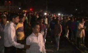 Amritsar, Train, Big Accident, Dussehra, Vijyadasmi Day