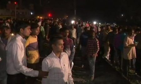 Amritsar, Train, Big Accident, Dussehra, Vijyadasmi Day