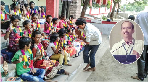 Teacher Unique, Initiative, Honor Women