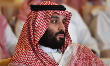 Crown Prince of Saudi Arabia broke silence