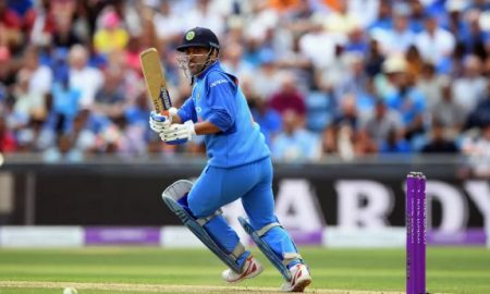 Dhoni goes out of Twenty20 squad and Australia tour