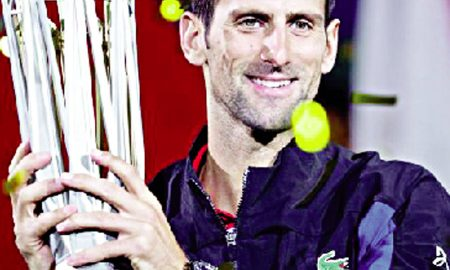 Djokovic Became The Fourth 'Shanghai Master