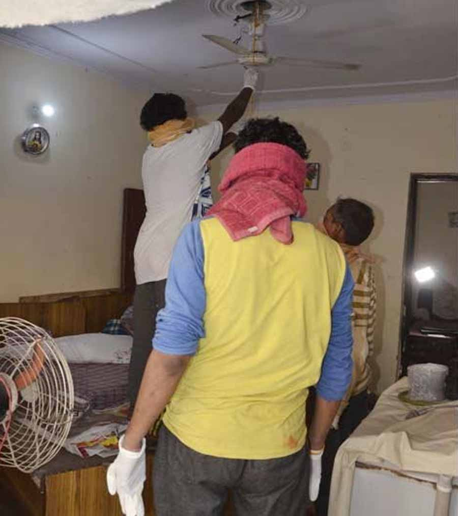 Faridabad: 4 Brothers And Sisters Hanged